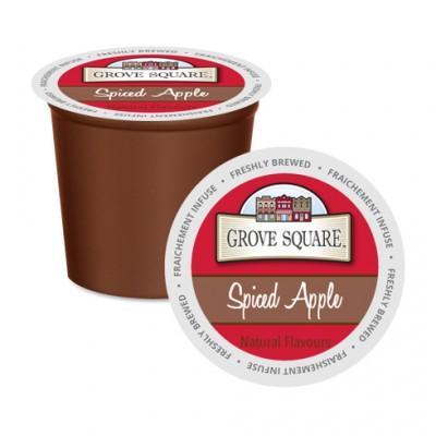 Grove Square Spiced Single Serve Hot Apple Cider (24Pack)