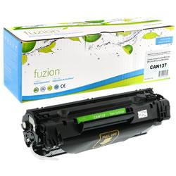 Fuzion New Compatible Black Toner for Canon Cartridge 137