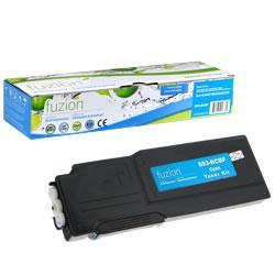 Fuzion New Compatible Cyan Toner Cartridge for Dell 593BCBF