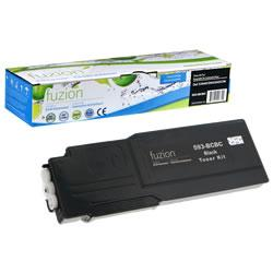 Fuzion New Compatible Black Toner Cartridge for Dell 593BCBC