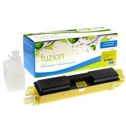 Fuzion New Compatible Yellow Toner Cartridge for Kyocera TK592Y