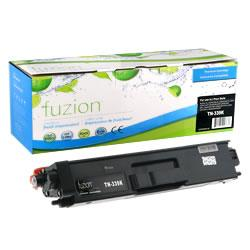 Fuzion New Compatible Black Toner Cartridge for Brother TN339BK