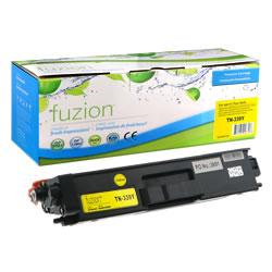 Fuzion New Compatible Yellow Toner Cartridge for Brother TN339Y