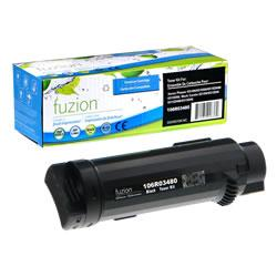 Fuzion New Compatible Black Toner Cartridge for Xerox 106R03480
