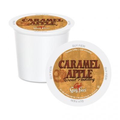 Guy Fieri Caramel Apple Bread Single Serve Coffee (24 Pack)