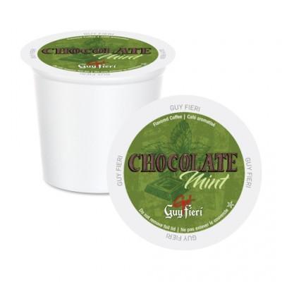 Guy Fieri Chocolate Mint Single Serve Coffee (24 Pack)