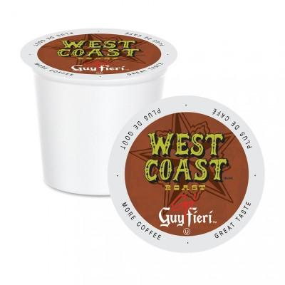 Guy Fieri West Coast Roast Single Serve Coffee (24 Pack)