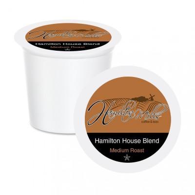 Hamilton Mills Hamilton House Single Serve Coffee (24 Pack)