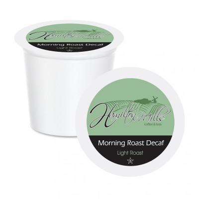 Hamilton Mills Morning Roast Decaf Single Serve Coffee (24 Pack)
