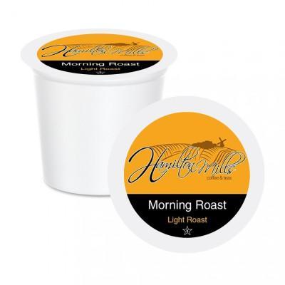 Hamilton Mills Morning Roast Single Serve Coffee (24 Pack)