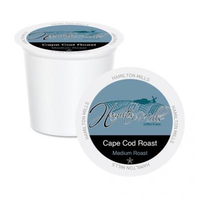 Hamilton Mills Cape Cod Single Serve Coffee (24 Pack)