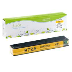 Fuzion New Compatible Yellow Ink Cartridge for HP 972A (L0R92AN)