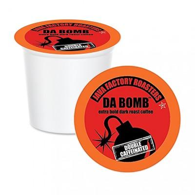 Java Factory Roasters Da Bomb Single Serve Coffee (24 Pack)