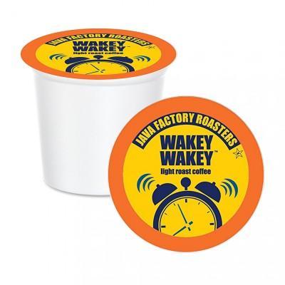 Java Factory Roasters Wakey Wakey Single Serve Coffee (24 Pack)