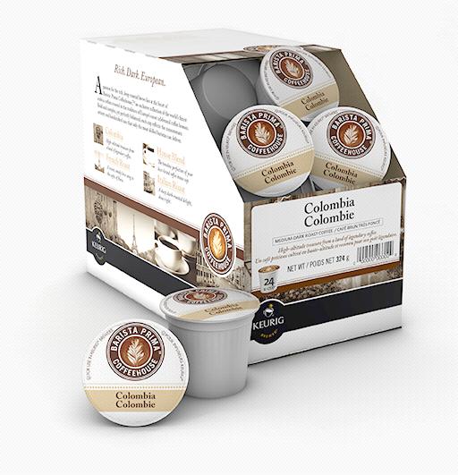 Barista Prima® Colombia Single Serve Coffee (24 Pack)