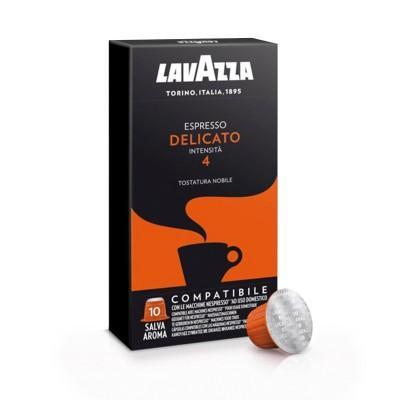 Lavazza® Delicato Nespresso® Compatible Capsules, 10 Pack