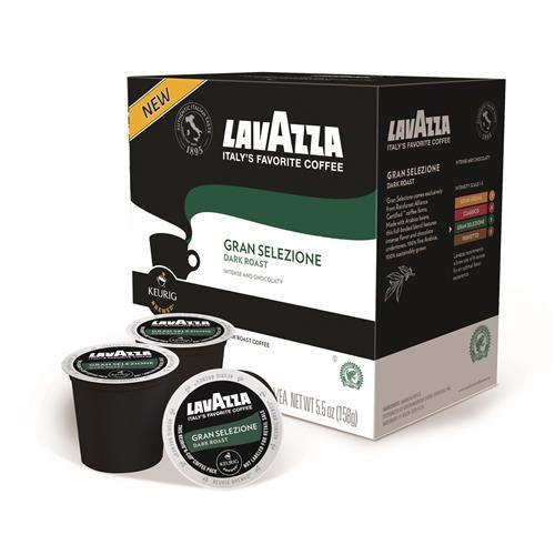 Lavazza Gran Selezione Single Serve K-Cup® Pods (24 Pack)