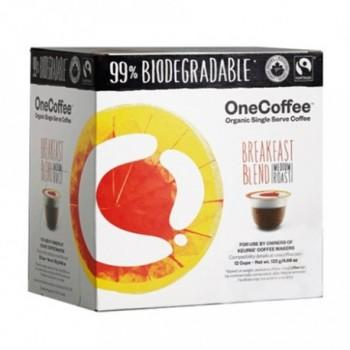 One Coffee Breakfast Blend Single Serve Coffee (18 Pack)