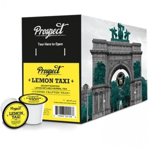 Prospect Tea Lemon Taxi Single Serve Tea (24 Pack)