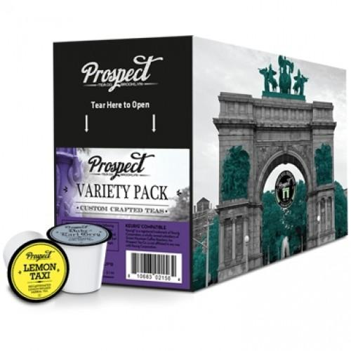 Prospect Tea Variety Pack Single Serve Tea (24 Pack)