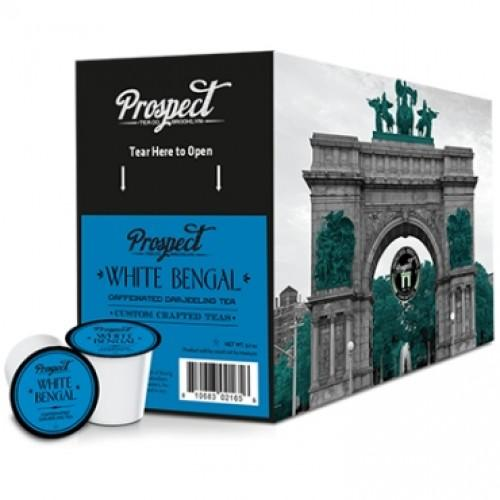 Prospect Tea White Bengal Single Serve Tea (24 Pack)