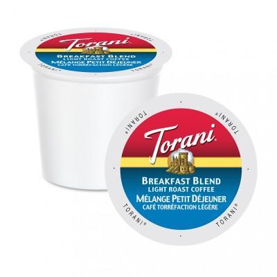 Torani® Breakfast Blend Single Serve Coffee (24 Pack)