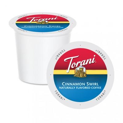 Torani® Cinnamon Swirl Single Serve Coffee (24 Pack)