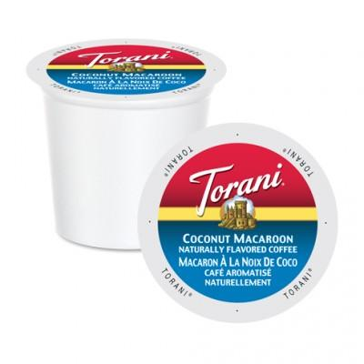 Torani® Coconut Macaroon Single Serve Coffee (24 Pack)