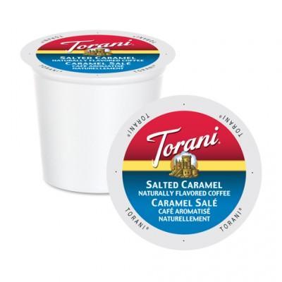 Torani® Salted Caramel Single Serve Coffee (24 Pack)