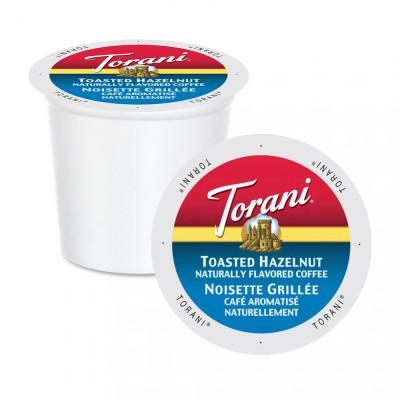 Torani® Toasted Hazelnut Single Serve Coffee (24 Pack)