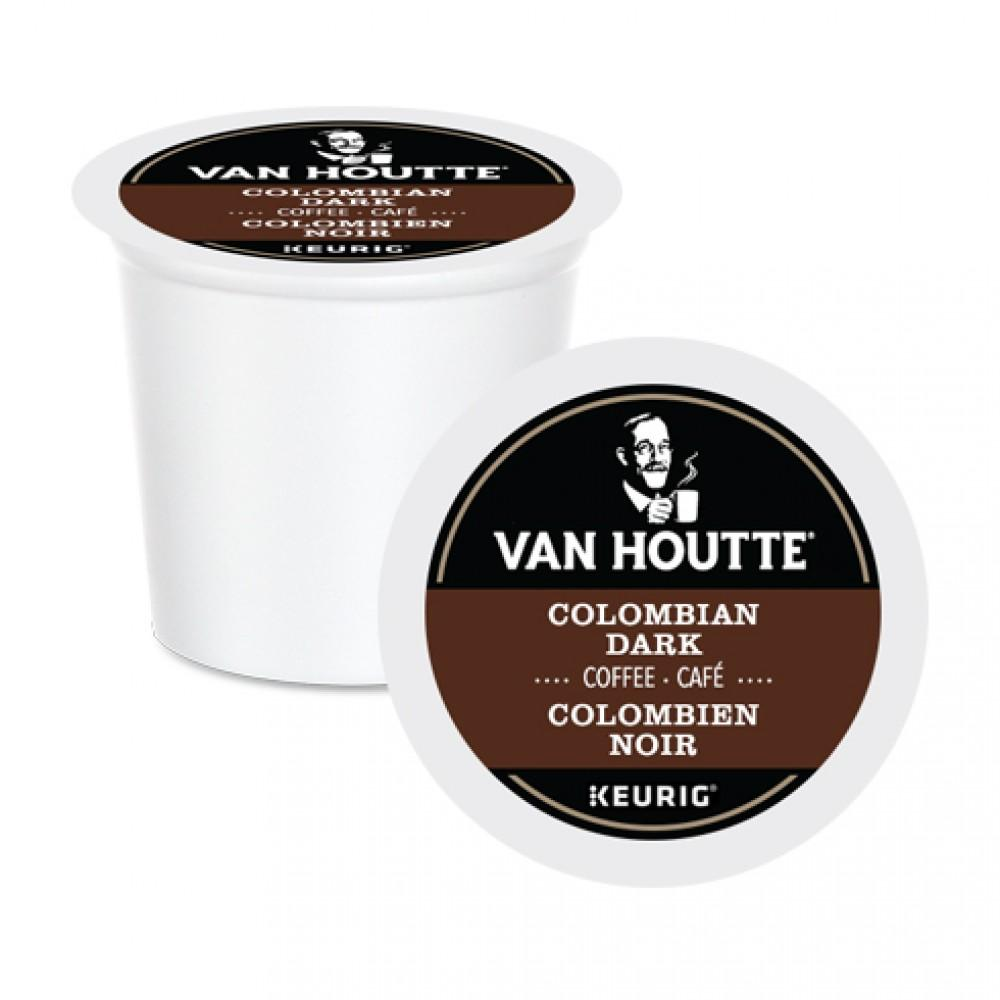 Van Houtte® Colombian Dark Single Serve K-Cup® Coffee Pods (24 Pack)