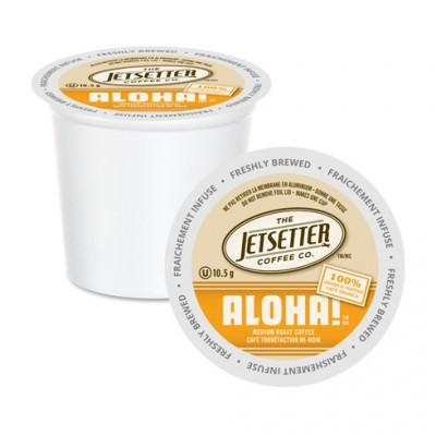 Jetsetter Aloha! Single Serve Coffee (18 Pack)