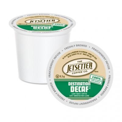 Jetsetter Destination Decaf Single Serve Coffee (18 Pack)
